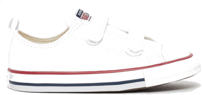 Converse Toddler Easy-On Chuck Taylor All Star Low Top White 769029C
