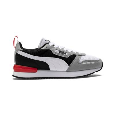 Puma R78 sportschoenen Zwart / Grijs / Wit 373616_09