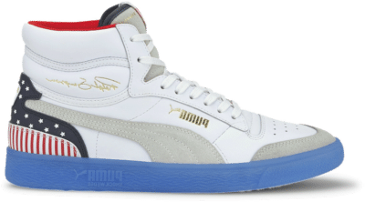 Puma Ralph Sampson Mid 4th of July sportschoenen Blauw / Rood / Wit 374073_01