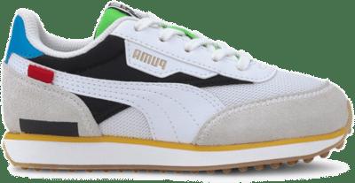 Puma Future Rider Unity sportschoenen Wit / Zwart 374719_01