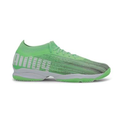 Puma Adrenalite 1.1 Indoor sportschoenen Groen / Zwart / Wit 106045_01