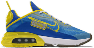 Nike Air Max 2090 – By You – Blue Yellow Blue/Yellow CT6693-991-Blue/Yellow