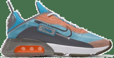 Nike Air Max 2090 – By You – Grey Blue Orange Grey/Blue/Orange CT6693-991-Grey/Blue/Orange