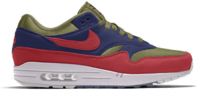 Nike Air Max 1 – By You – Green Blue Red Green/Blue/Red CN9672-991-Green/Blue/Red