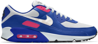Nike Air Max 90 – By You – Blue Pink Blue Pink CT3620-991-Blue Pink
