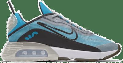 Nike Air Max 2090 – By You – Light Blue Light Blue /Black CT6692-991-Light Blue /Black