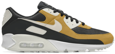 Nike Air Max 90 – By You – Brown Black Brown/Black CT3622-991-Brown/Black