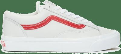 """Vans OG Style 36 LX """"RED"""" VN0A4BVE21D1"""