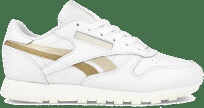 Reebok Classic Leather Schoenen White / Alabaster / Utility Beige FW1257