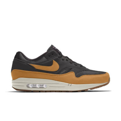 Nike Air Max 1 – By You – Black Brown Black/Brown CN9671-991-Black/Brown