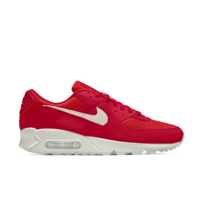 Nike Air Max 90 – By You – Red Red CT3621-991-Red