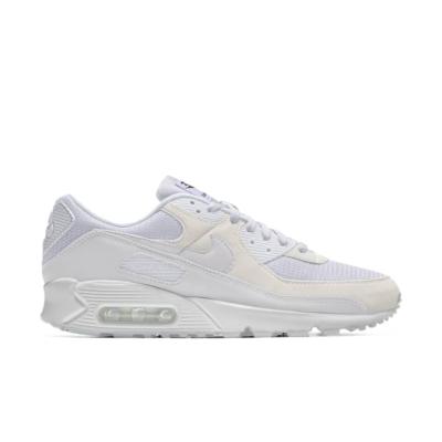 Nike Air Max 90 – By You – White White CT3621-991-White