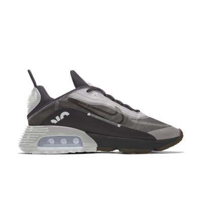 Nike Air Max 2090 – By You – Black Grey Black/Grey/Brown CT6693-991-Black/Grey/Brown