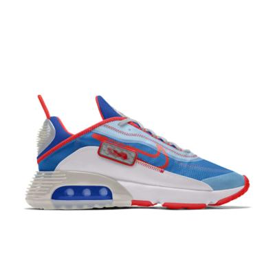 Nike Air Max 2090 – By You – Blue Orange White Blue/Orange/White CT6692-991-Blue/Orange/White