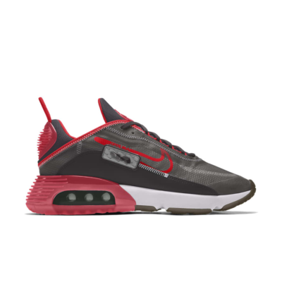Nike Air Max 2090 – By You – Grey Red Grey/Red/Blue CT6693-991-Grey/Red/Blue