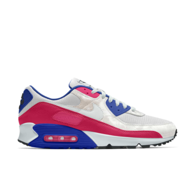 Nike Air Max 90 – By You – Pink White Pink White CT3620-991-Pink White