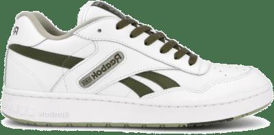 Reebok BB 4000 Schoenen White / Poplar Green / Mystic Grey FW7789