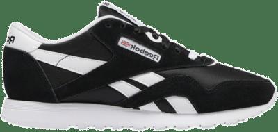 Reebok Classic Nylon Schoenen Black / Black / White FV4506
