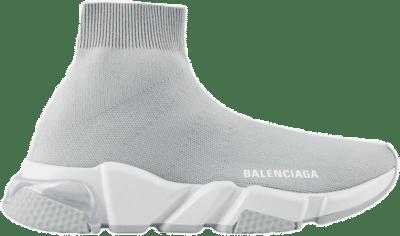Balenciaga Speed Clear Sole Grey (W) 607543 W05GR 1705