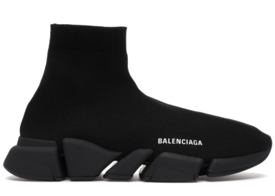 Balenciaga Speed 2.0 Black 617239W17011013