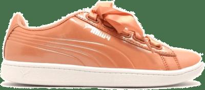 PUMA Vikky Ribbon Satin Dames Sneakers 366417-05 oranje 366417-05