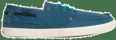 Tretorn Otto Canvas Dames Bootshoenen 472529-06 blauw 472529-06