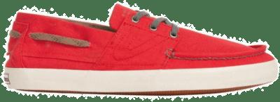 Tretorn Otto Canvas Dames Bootshoenen 472529-05 rood 472529-05