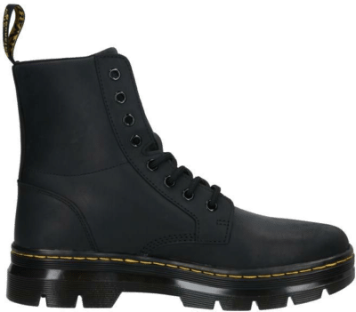 Dr. Martens Combs Leather Black 26007001