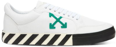 Off-White Arrow Low Top Green OMIA085E20FAB0010155