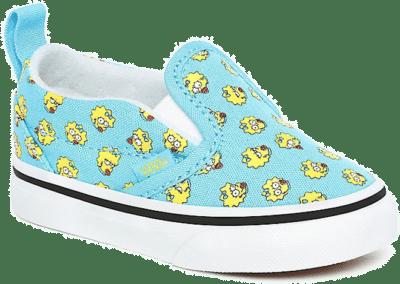 VANS The Simpsons X Vans Maggie Slip-on Peuterschoenen  VN0A348817J