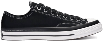 Converse Chuck Taylor All-Star 70s Ox 7 Moncler Fragment Black 169069C