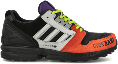 "Adidas Originals x IRAK ZX 8000 ""CORE BLACK"" FX0372"