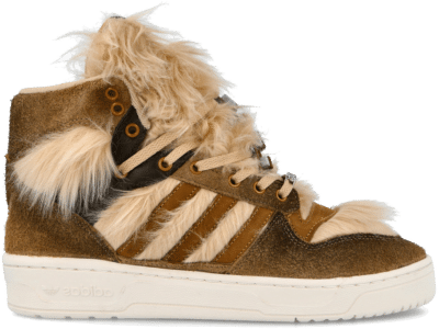 "adidas Originals x STAR WARS RIVALRY HI ""CHEWBACCA"" FX9290"