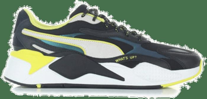 Puma RS-Xu00b3 Emoji sportschoenen Wit / Zwart 374819_01