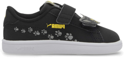 Puma Smash v2 Animals V sportschoenen Grijs / Zwart 373186_03