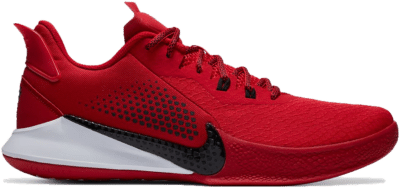 Nike Mamba Fury University Red (Team) CK6632-600