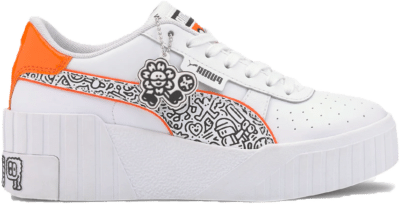 Puma Cali Wedge Mr. Doodle (W) 374210-01