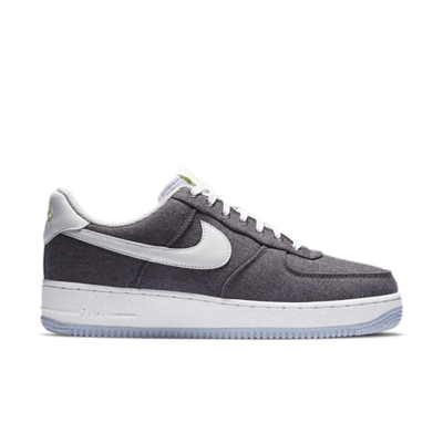 "Nike Air Force 1 '07 ""Recycled Canvas"" CN0866-002"