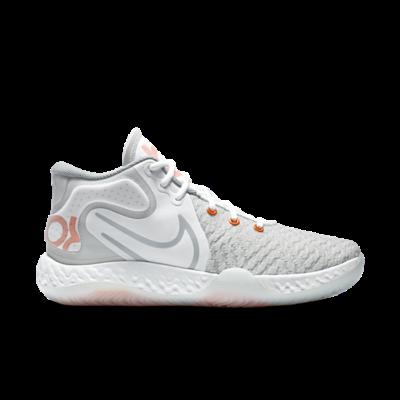 Nike KD Trey 5 VIII White Total Orange CK2090-102