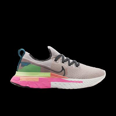 Nike React Infinity Run Flyknit Premium Pink Blast (W) CU0430-500