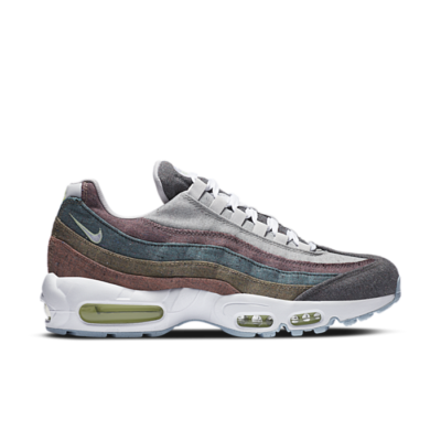 "Nike Air Max 95 ""Recycled Canvas"" CK6478-001"