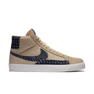 Nike Sb Zoom Blazer Mid Premium Brown CT0715-200