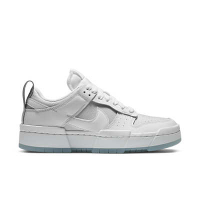 Nike Dunk Low Disrupt 'Photon Dust' Photon Dust/Summit White/Light Armoury Blue/Summit White CK6654-001