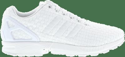 adidas ZX Flux Woven White B34004