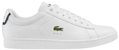 Lacoste Carnaby Evo Leather Wit 733SPM1002-00101