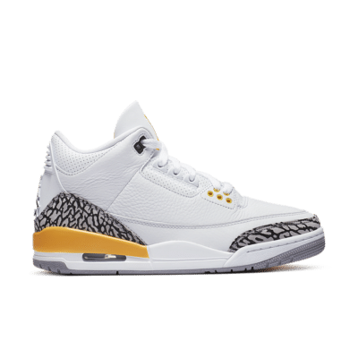 Womenu2019s Air Jordan 3 'Laser Orange' White/Laser Orange/Cement Grey/Black CK9246-108