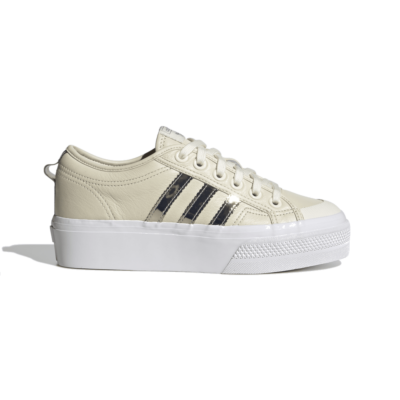 adidas Nizza Platform Off White FY6739