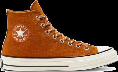 Converse Chuck 70 High Gore-Tex Utility 'Amber Sepia' Brown 168858C
