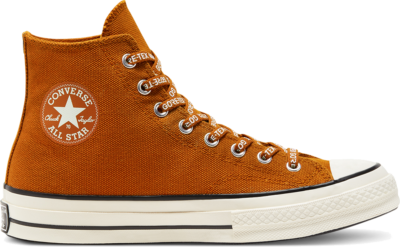 Converse GORE-TEX Utility Chuck 70 High Top Amber Sepia/Egret/Black 168858C