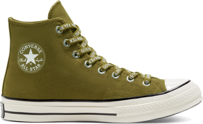 Converse GORE-TEX Utility Chuck 70 High Top Dark Moss/Egret/Black 168859C